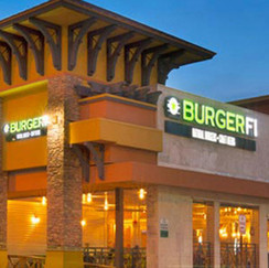 BurgerFi serves up WiFi with the works.
