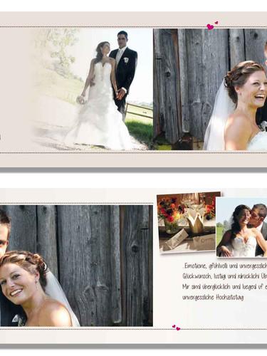 zauberhafte Dankeskarten für Ihre Hochzeit