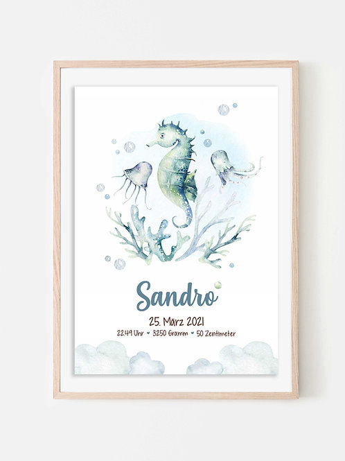 Geburtsbild Sandro