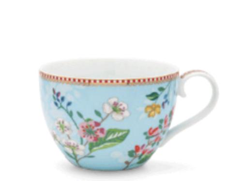 """Cup XL """"Hummingbirds Blue"""""""