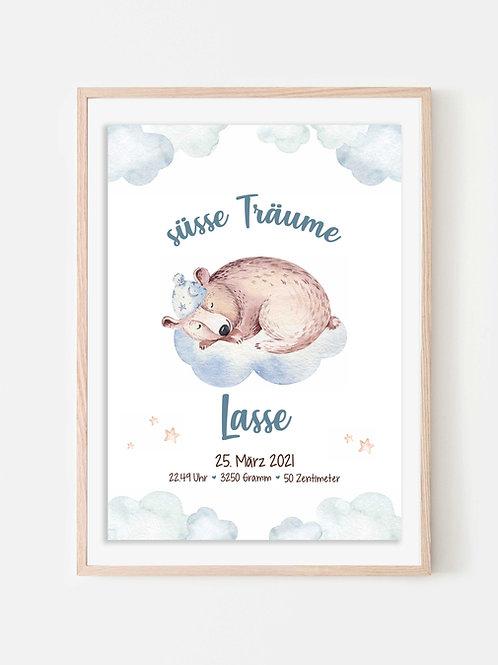 Geburtsbild Lasse