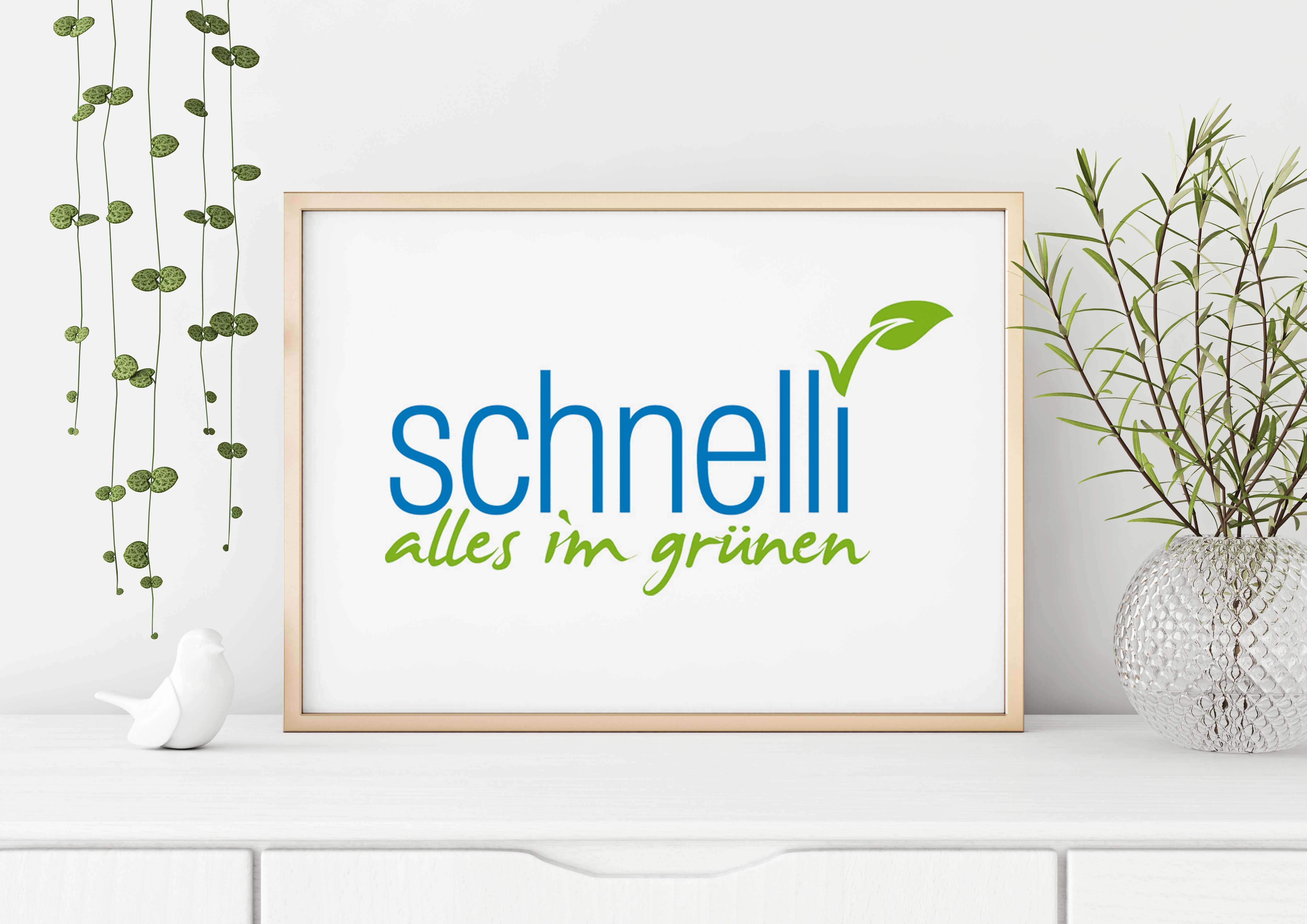 Logo Schnelli Gartenbau