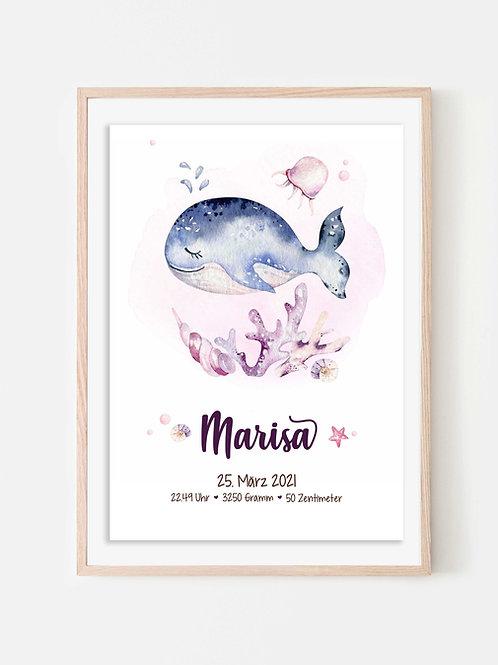 Geburtsbild Marisa
