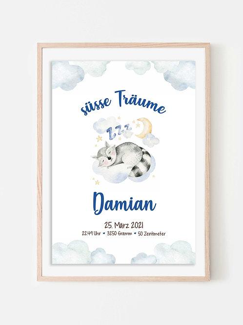 Geburtsbild Damian