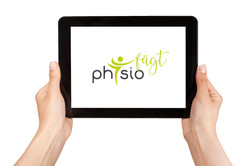 Logo physio fägt