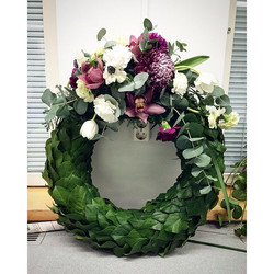 #hautaseppele #jouluakohti #kukkia