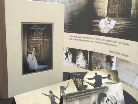 Der Hochzeitsfotograf aus Stuttgart & Ludwigsburg auf der Hochzeitsmesse in Stuttgart Echterdingen..