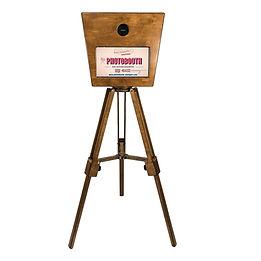 Vintage-Fotobox-Photobooth-Fotokiste-mit