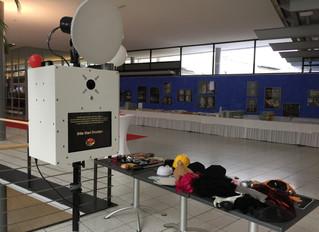 Unsere Fotobox im Einsatz bei der HDM Abschlussfeier