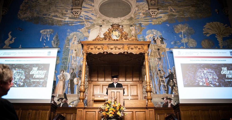 Academische Rede Nico van Yperen - Groto