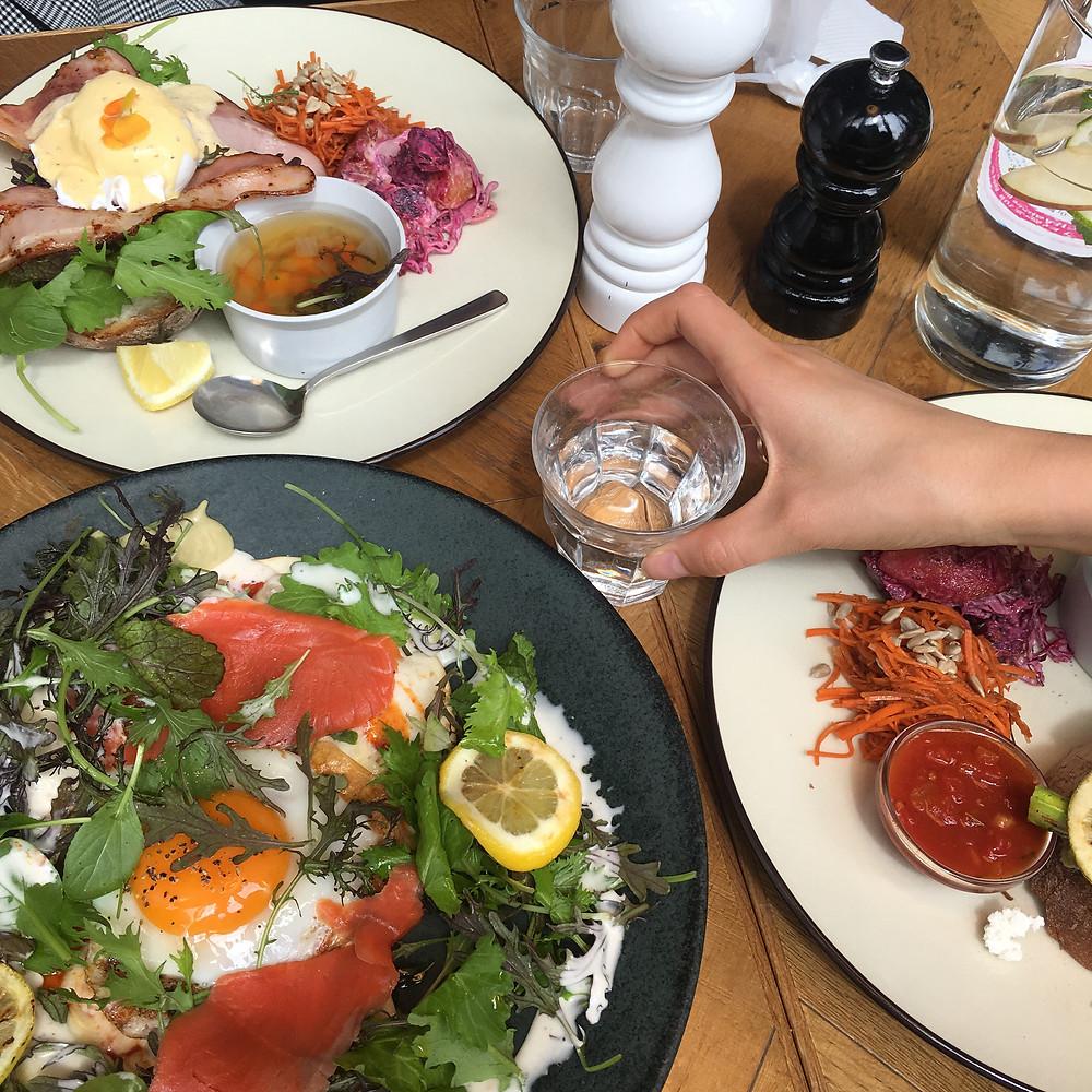 australian brunch cafe ginza 銀座ランチブランチカフェ