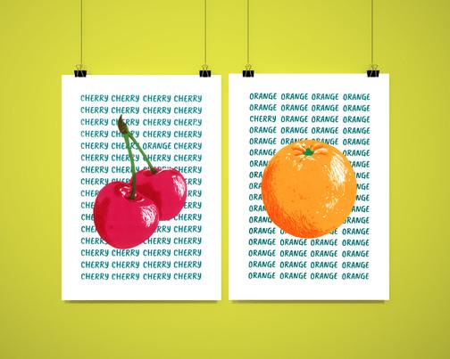 cherry orange mounted.jpg
