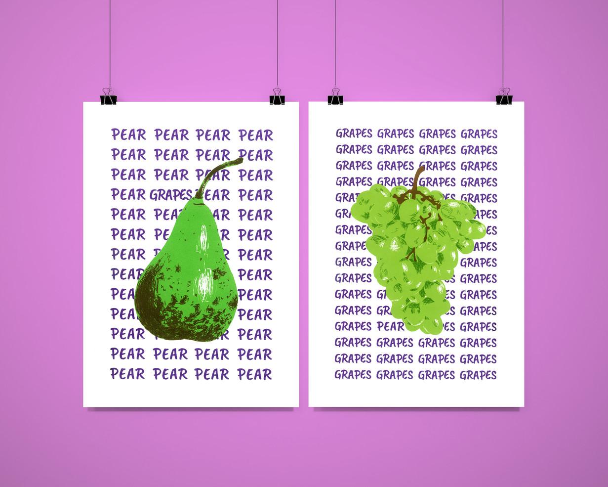 pear grapes mounted.jpg