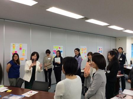 【レポート】よこはま女性のリーダーシッププログラム第2回:バンダイ取締役飛田尚美氏など女性リーダーをお招きし、ロールモデルセッション開催