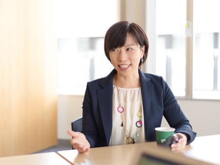 【ウートピ】「日本一ちっちゃな働きかた改革 第8回 小安美和さん(後編)」