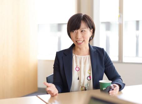 【メディア】ウートピ「日本一ちっちゃな働きかた改革 第8回 小安美和さん(後編)」