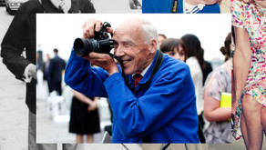 Bill Cunningham: Fashion Photography