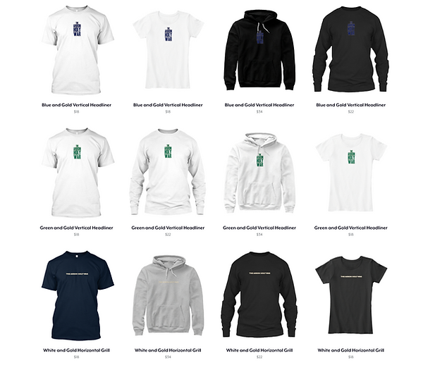 The Akron Holy War Merch Store
