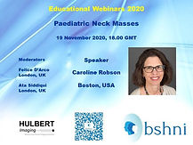 Paediatric Neck Masses