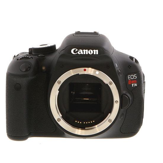 Câmera CANON EOS T3i Rebel