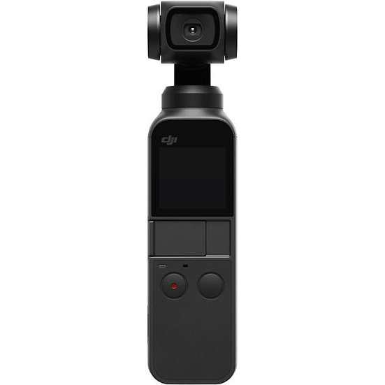 Câmera Digital Dji Osmo Pocket 4k