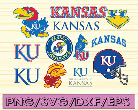 Kansas Jayhawks, Kansas Jayhawks svg, Kansas Jayhawks clipart, NCAA TEAMS