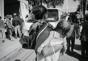 The Honduran women forced to leave their homeland