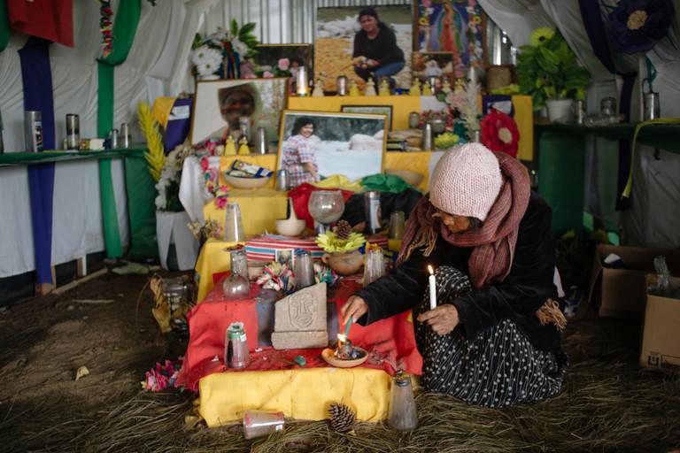 Llegaremos a la justicia para Berta Cáceres