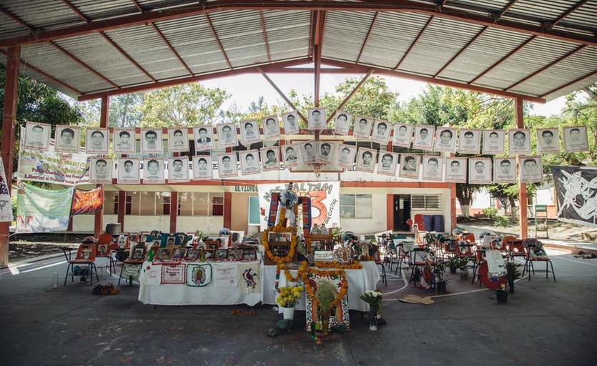 La nueva generación de Ayotzinapa