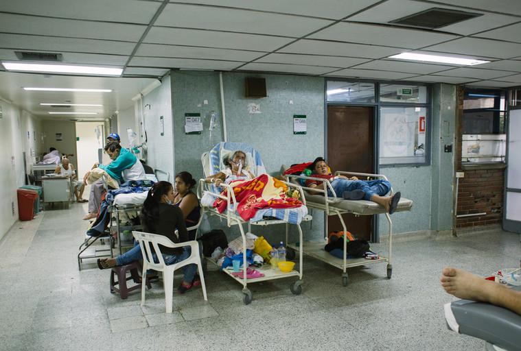 Emergency Exit: venezuelans fleeing the human rights crisis