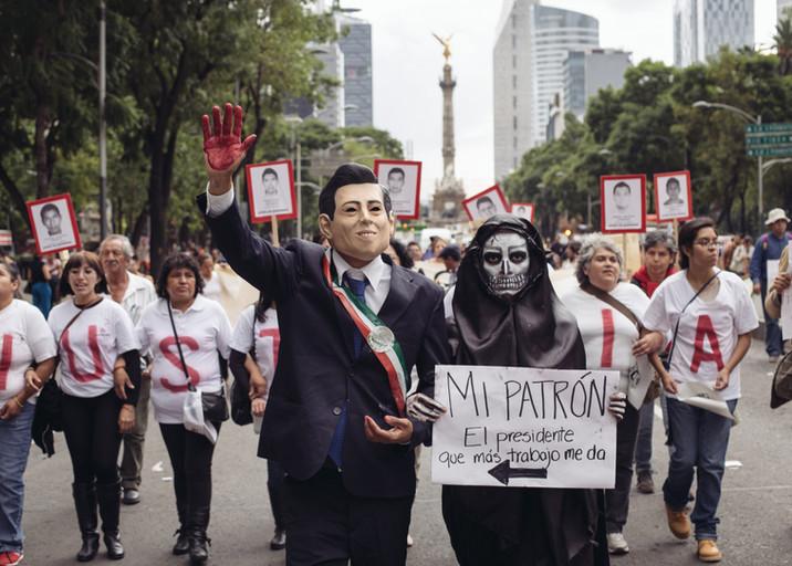 Ayotzinapa: El brutal mensaje de la ausencia