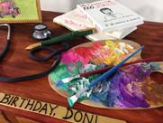Dr. Don's Desk