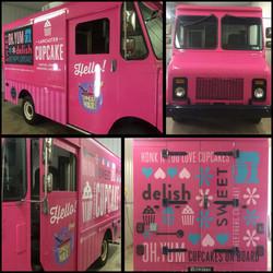 Lancaster Cupcake Truck