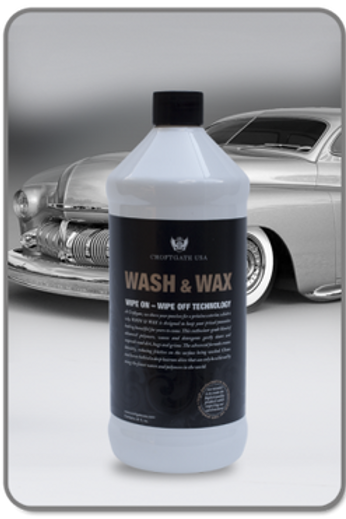 Wash & Wax 8 Oz