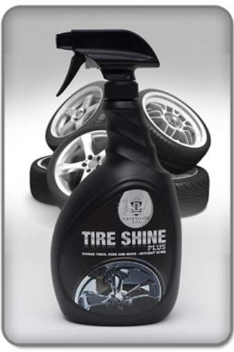 Tire Shine Plus 32 Oz