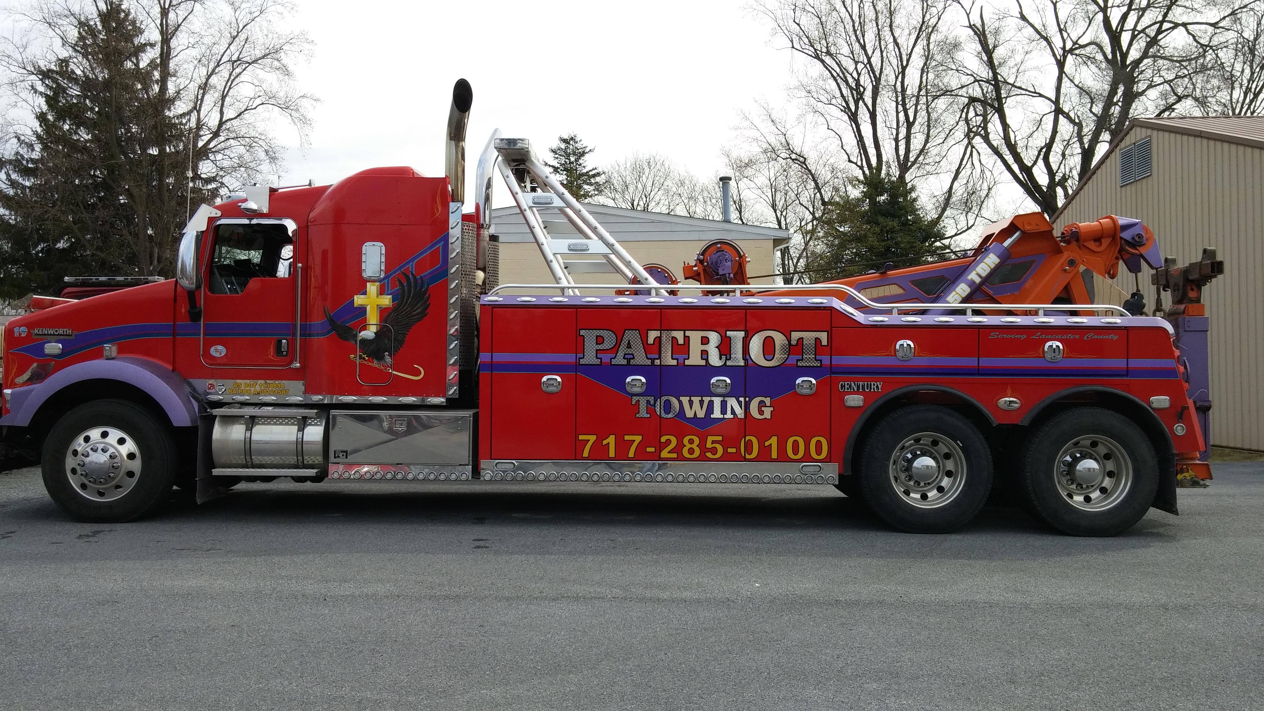 Patriot Towing