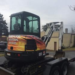 SA Way Mini Excavator