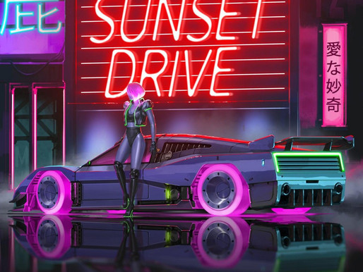 """Sunset Drive"" is out"