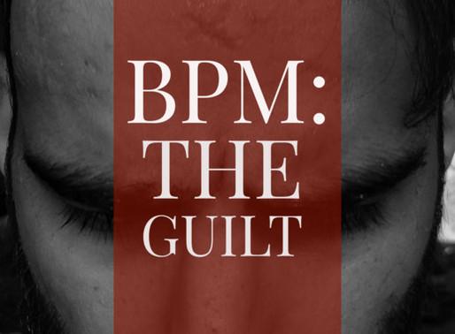 """My new short film """"BPM: The Guilt"""""""
