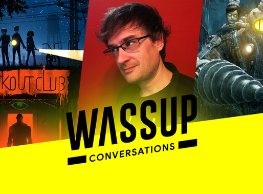 A Podcast with Jordan Thomas: From BioShock to The Blackout Club
