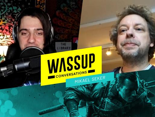 Interview: Mikael Säker (Writer of Battlefield 3,4,1, The Darkness, Riddick)