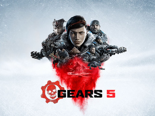 A podcast with the Art Director of Gears 5