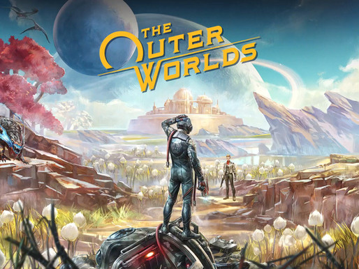 A podcast with the lead environment artist of The Outer Worlds