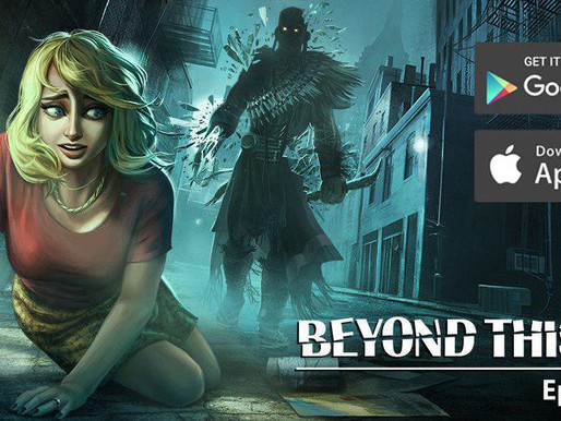 """Beyond This Side"" is out!"