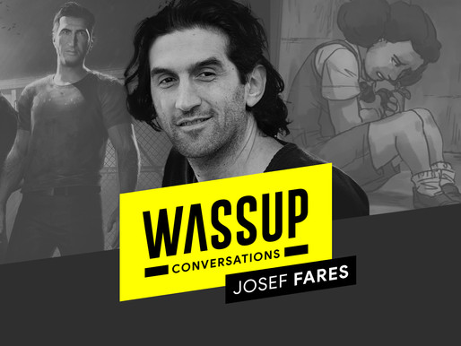 A Conversation with Josef Fares (It Takes Two, A Way Out)