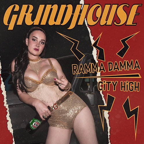 Grindhouse - Ramma Damma - Exclusive Variants