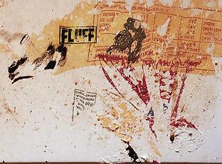 FLUFF Album Cover - Tuff Cuff Records