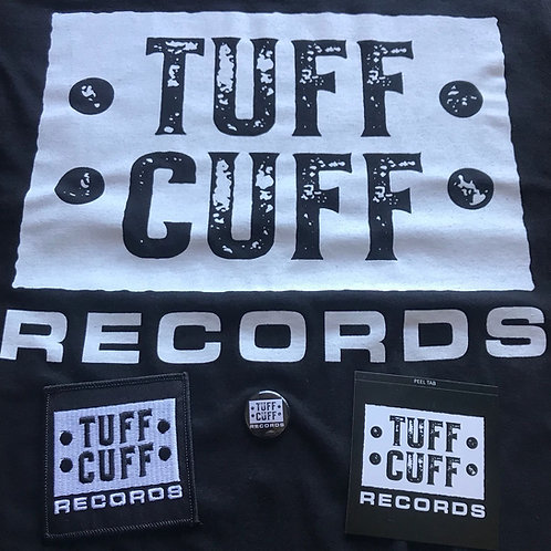 Tuff Cuff Records Official Merchandise Package
