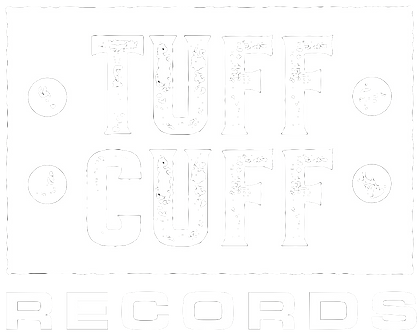 Tuff Cuff Records Logo - Whie