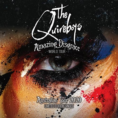The Quireboys - Australian Tour Single